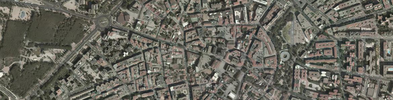 Vista aérea de Móstoles