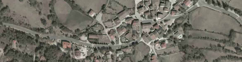 Vista aérea de Piñuécar-Gandullas