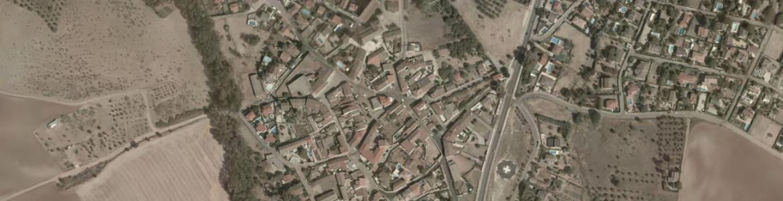 Vista aérea de Ribatejada