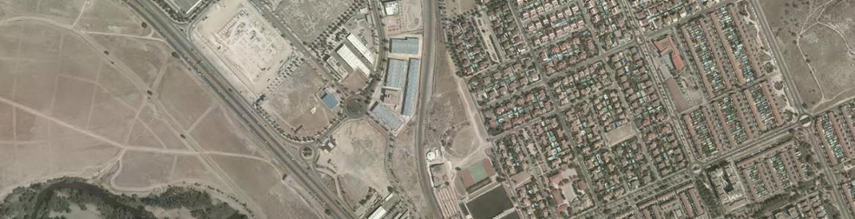 Vista aérea de Rivas-Vaciamadrid