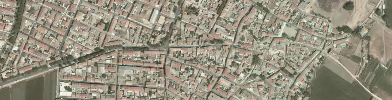 Vista aérea de San Martín de la Vega