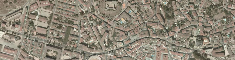 Vista aérea de San Sebastián de los Reyes