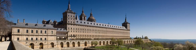 Real Monasterio de El Escorial.