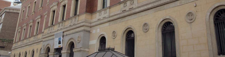 Tribunal de Cuentas. Madrid