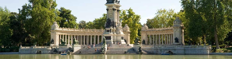 Estatua ecuestre del Rey Alfonso XII