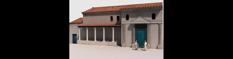 Ciudad romana de Complutum