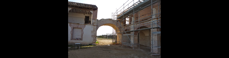 Restauración de las antiguas caballerizas del Palacio de Goyeneche