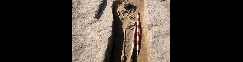 Yacimiento arqueológico de Titulcia