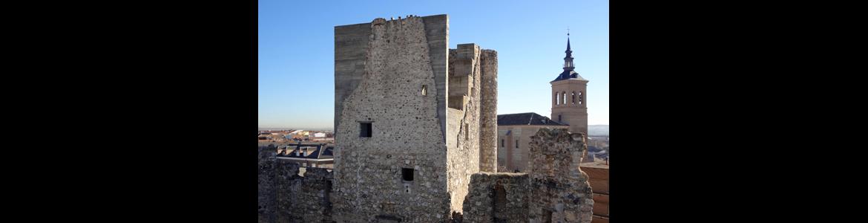 Restauración del Castillo de Torrejón de Velasco