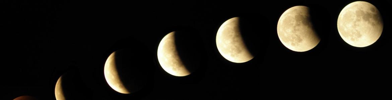 Luna fases