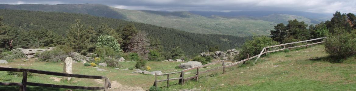 Imagen paisaje sierra