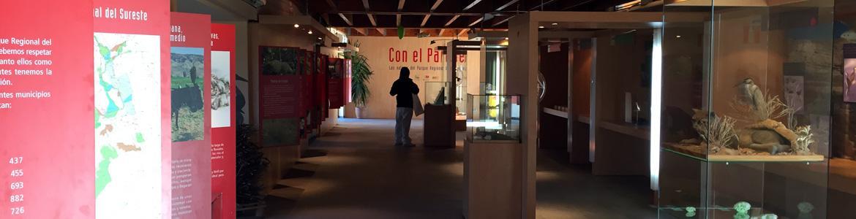 """Exposición """"Los valores del Parque Regional del Sureste"""""""