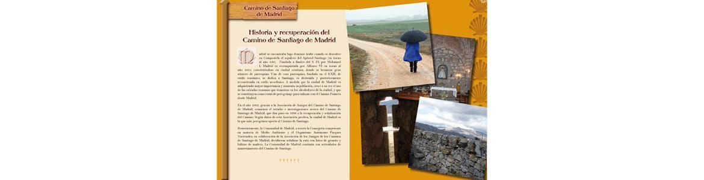 Historia del Camino de Santiago de Madrid