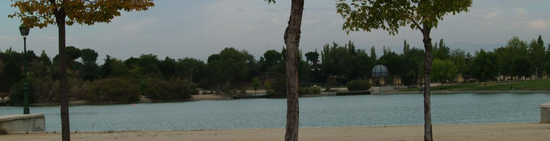 Laguna Mariapascuala en Polvoranca