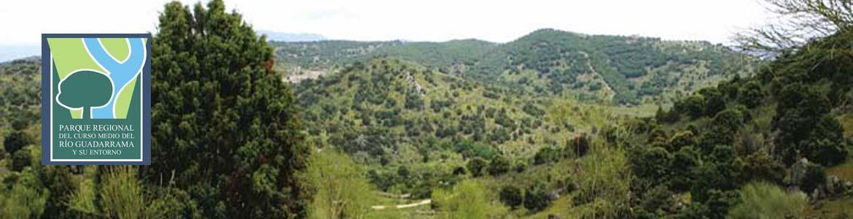 Vista desde la senda de Colmenarejo a Villanueva del Pardillo