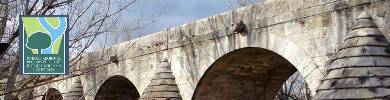 Detalle del Puente del Retamar
