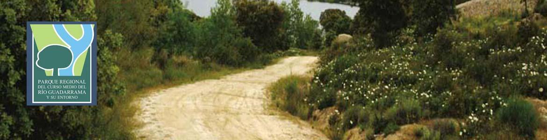 Vista de la senda de Colmenarejo a las Zorreras y San Yago