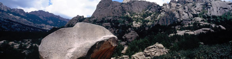 El Tolmo gran roca