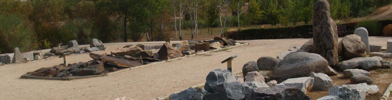 Jardín de rocas