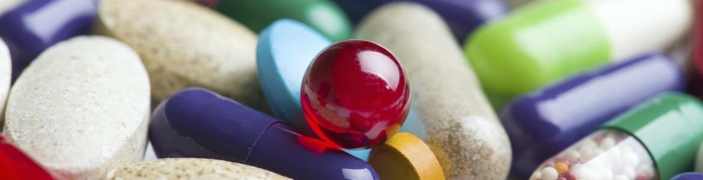 pastillas y cápsulas