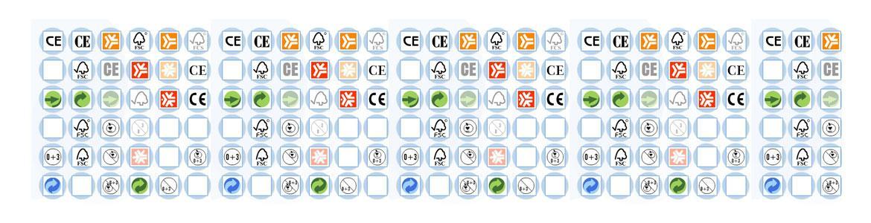 Auténticos símbolos
