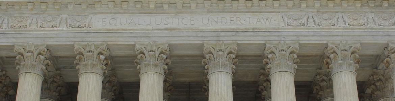 Edificio de administración de justicia