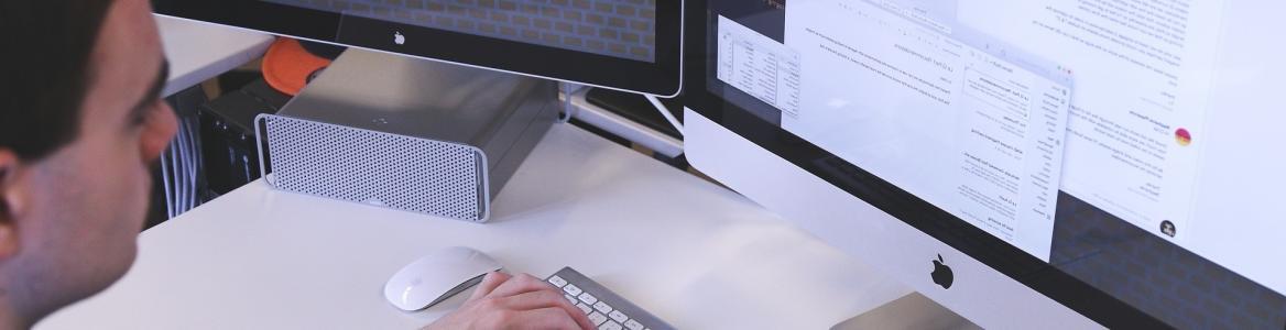 Ordenador doble pantalla
