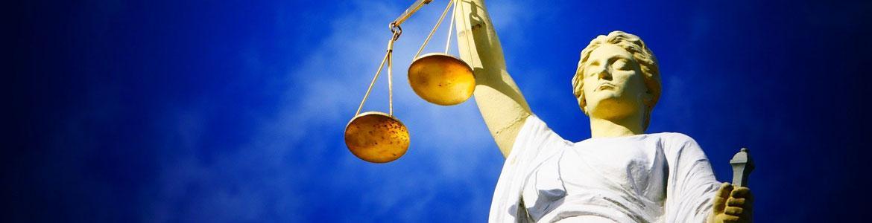 Justicia y balanza