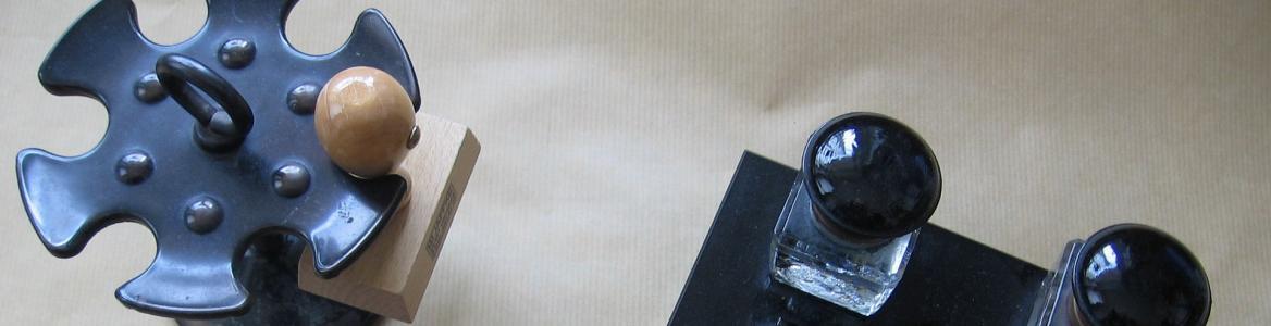 Imagen de sellos de madera