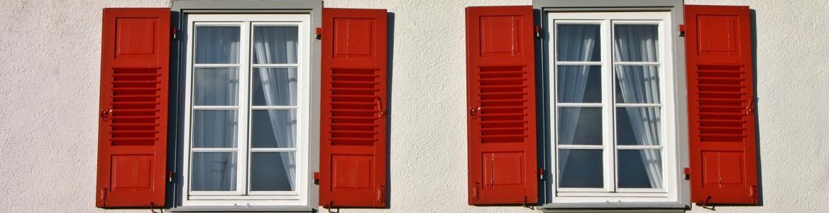 Imagen de dos ventanas