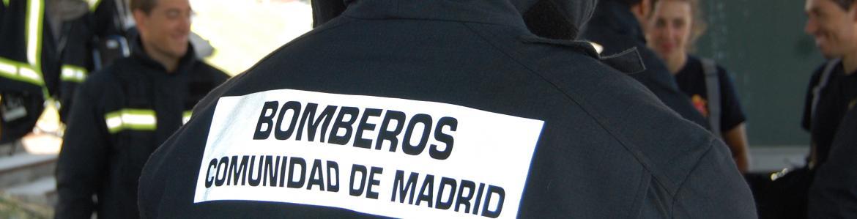 bOMBERO COMUNIDAD MADRID