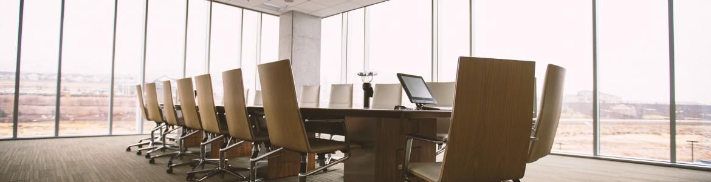 Oficina. Sala de reuniones
