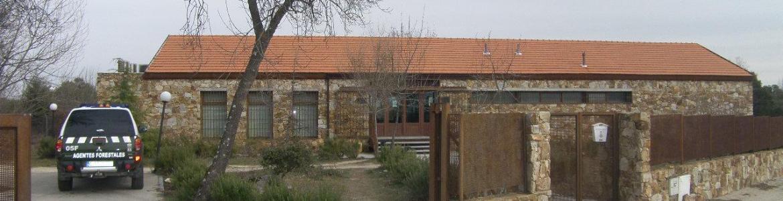 Imagen de la oficina comarcal 5 del Cuerpo de Agentes Forestales