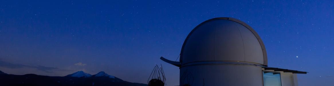 Observatorio astronomía
