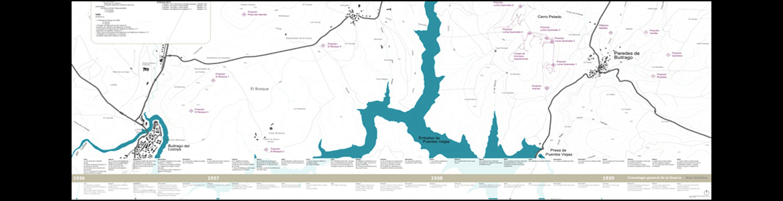 Mapa Frente del Agua
