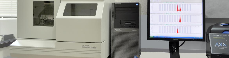 Equipo de análisis genético automático