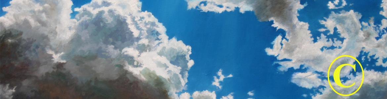 Nubes con copyright