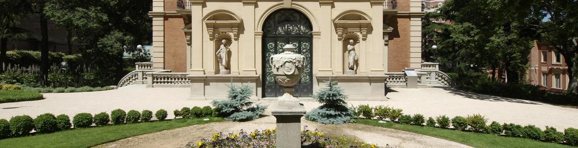 Imagen del exterior del Palacio Parque Florido