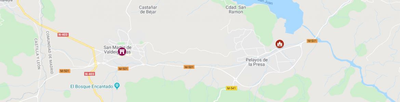 Ruta del Condestable de Castilla Don Álvaro de Luna