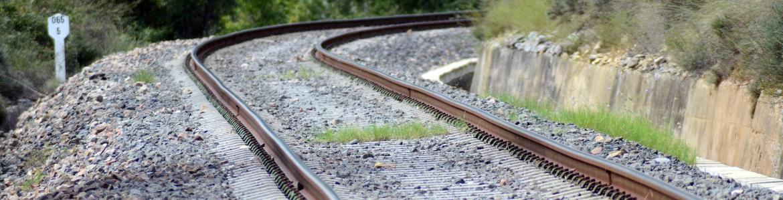 Vía tren