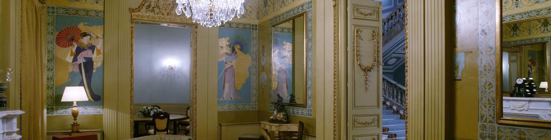 Imagen interior del Palacio de Zurbano