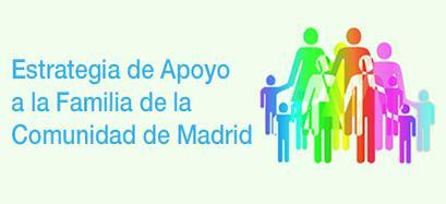 Logo para la estrategia de la familia