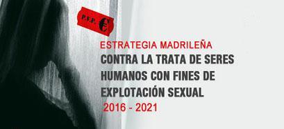 Imagen de campaña trata de personas