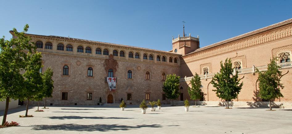 Alcalá de Henares. Palacio Arzobispal.