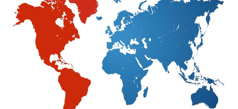 América_Continentes