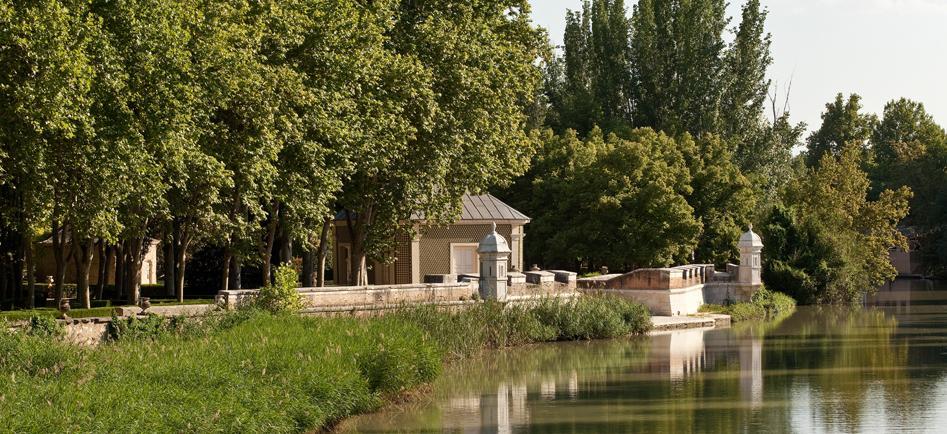 Aranjuez. Jardín del Príncipe.