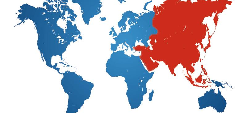 Asia_Continentes