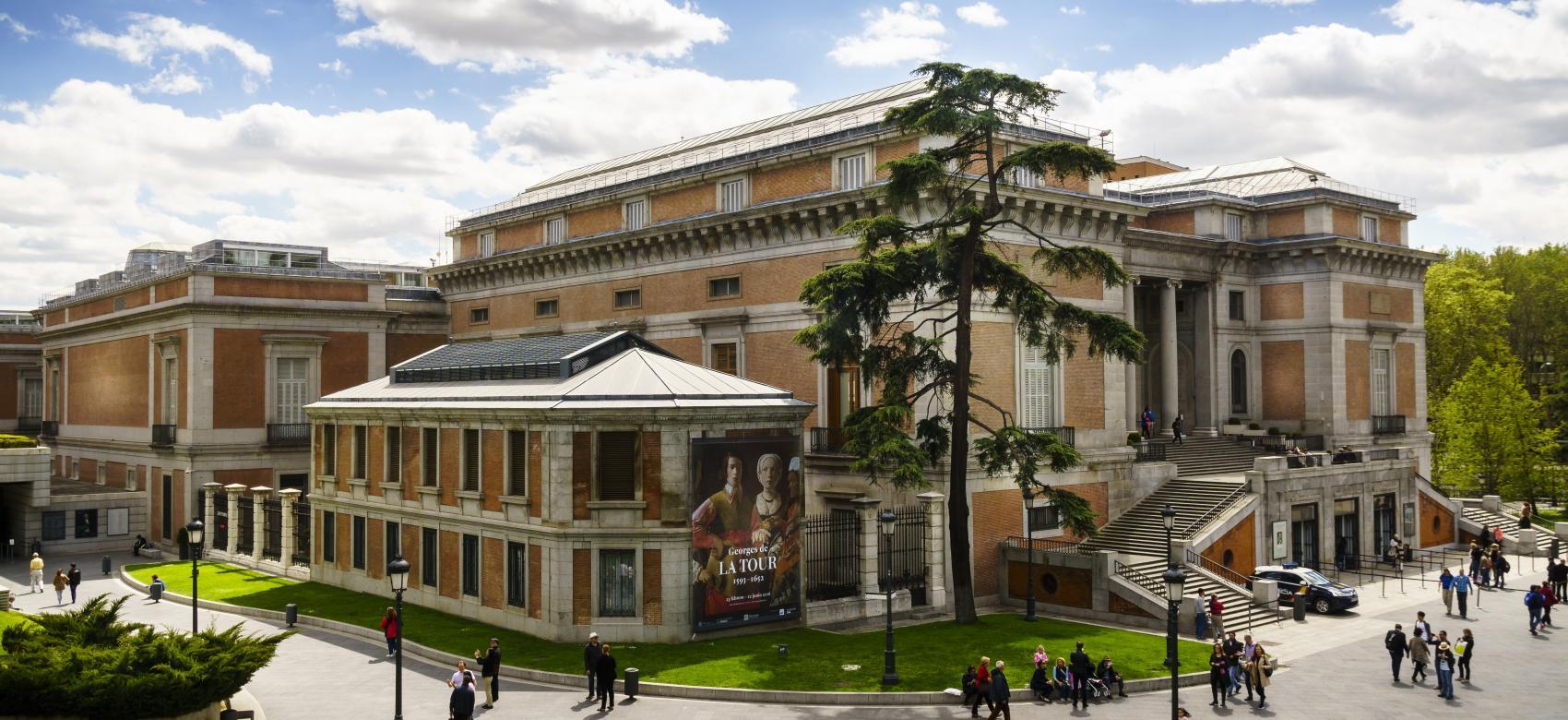 Exterior Museo del Prado