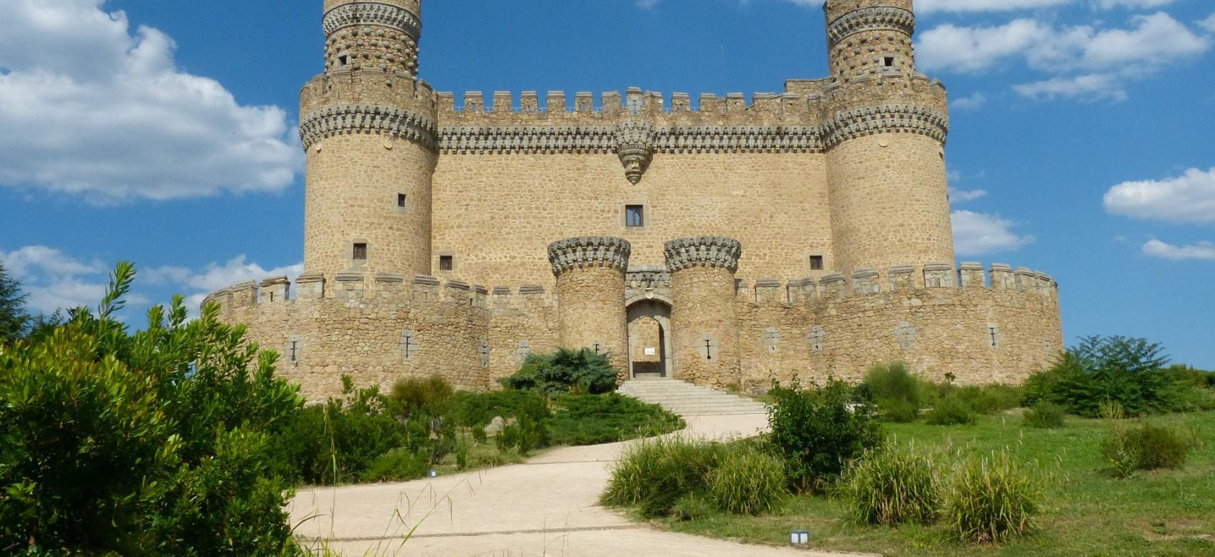 Castillos de Los Mendoza