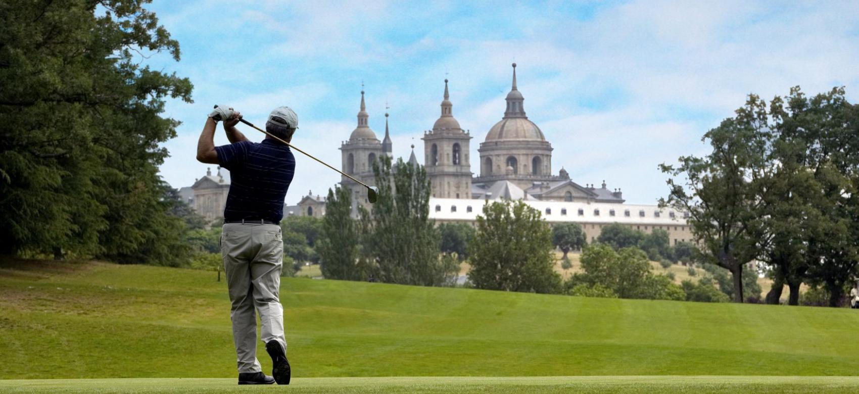 Golf.San Lorenzo de El Escorial
